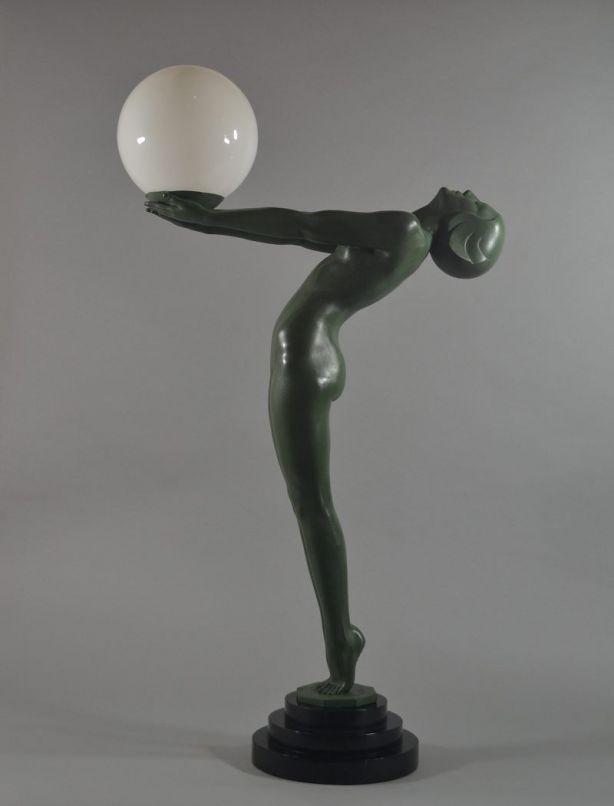 Iconic 90cm Max Le Verrier Clarte lamp
