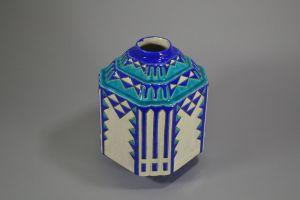 #3 CHARLES CATTEAU Boch Freres KERAMIS vase