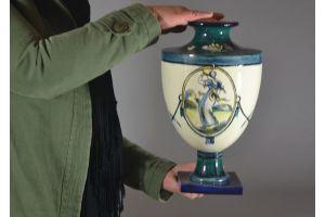 Sainte Radegonde for PRIMAVERA vase.