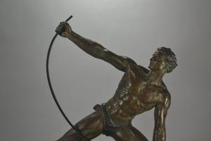 Jean DeRoncourt iconic banding man