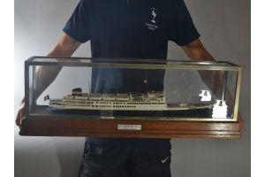 El Djezair paquebot french company model