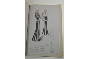 Winter 1933 - Fashion Magazine - 23 plates pochoir