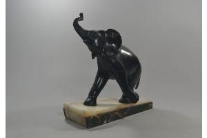 Art deco Elephant. Irenee ROCHARD