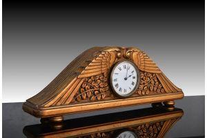 Paul Follot clock