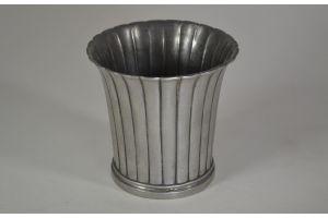Just Andersen modernist pewter vase