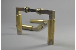 Walter Gropius Bauhaus original door handles