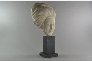 Alexandre Kelety. Rare marble