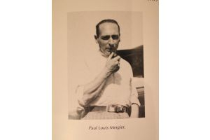 Paul Louis Mergier.