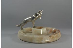 Georges Henri Laurent. Bronze fox