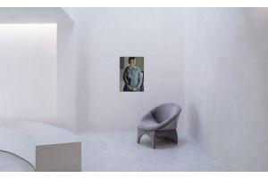 Frans Regoudt (1906-1977) Art deco portrait