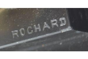rare art deco irenee Rochard sculpture. Greyhound