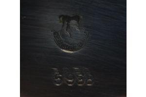 Silver plated art deco Samovar. Christofle. Gallia.