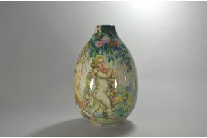 Manufacture Nationale de SEVRES. Josep Guardiola vase. 1937